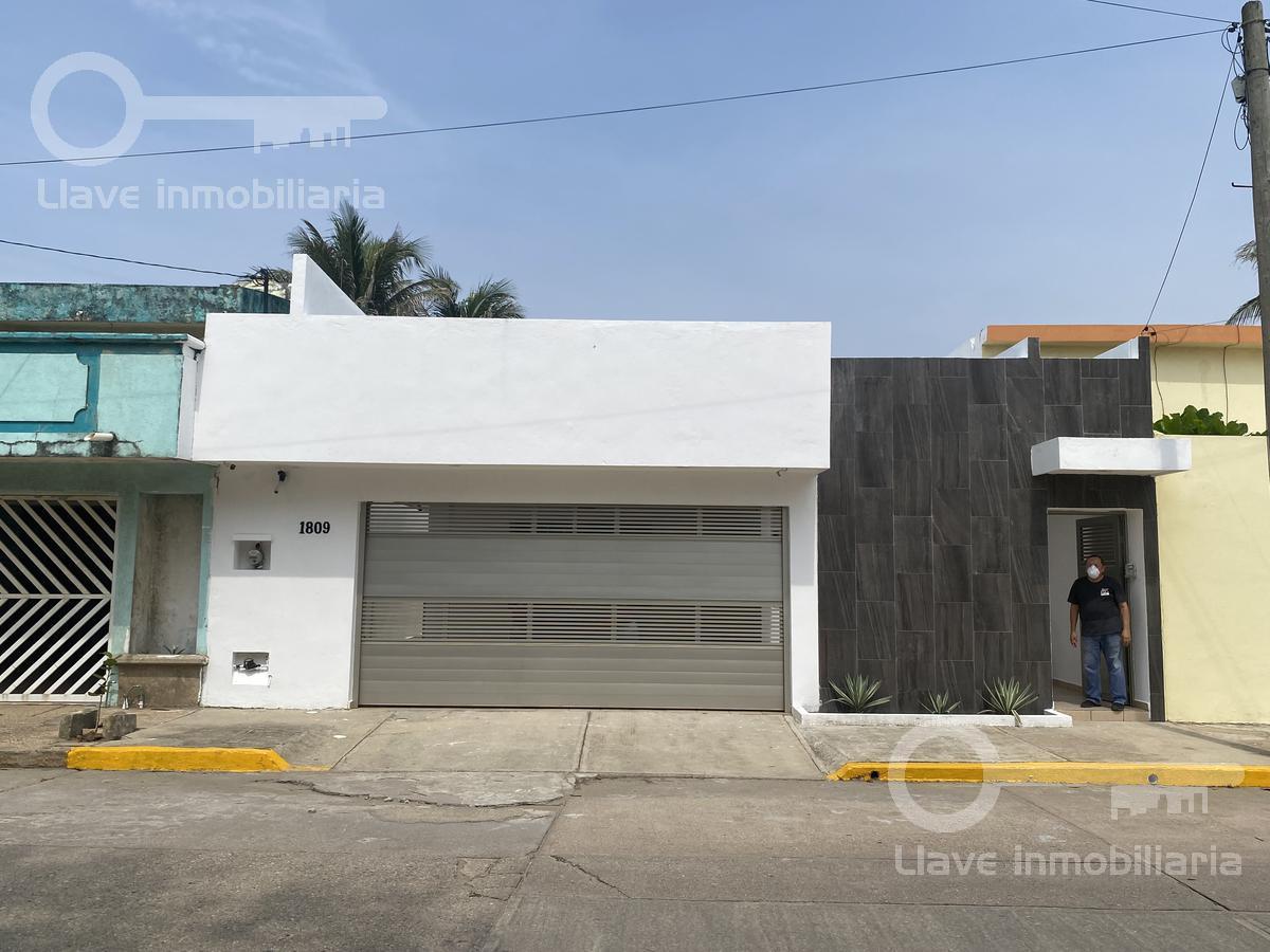 Foto Casa en Renta en  Playa Sol,  Coatzacoalcos  Casa en Renta, Col. Playa Sol, Coatzacoalcos, Ver.