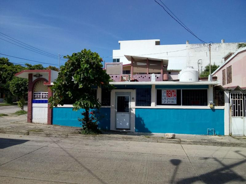 Foto Casa en Renta en  Coatzacoalcos Centro,  Coatzacoalcos  Ignacio Aldama No.201 esquina Miguel Hidalgo, zona Centro, Coatzacoalcos, Veracruz