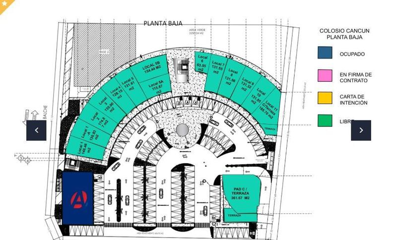 Cancún Bussiness Premises for Rent scene image 1