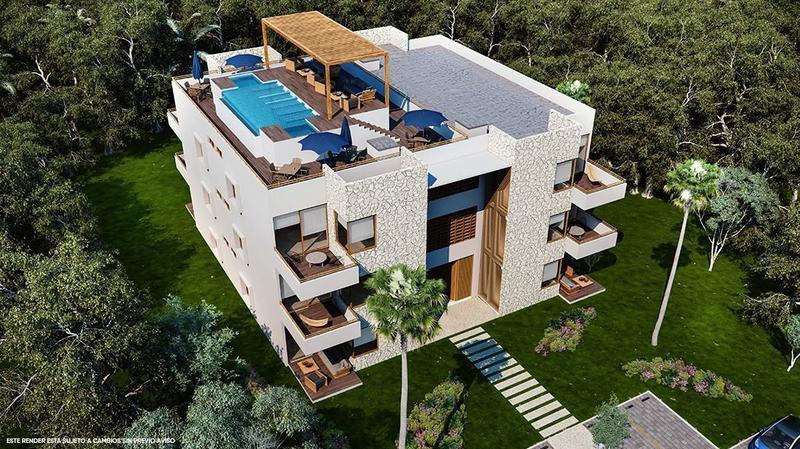 Akumal Apartment for Sale scene image 0