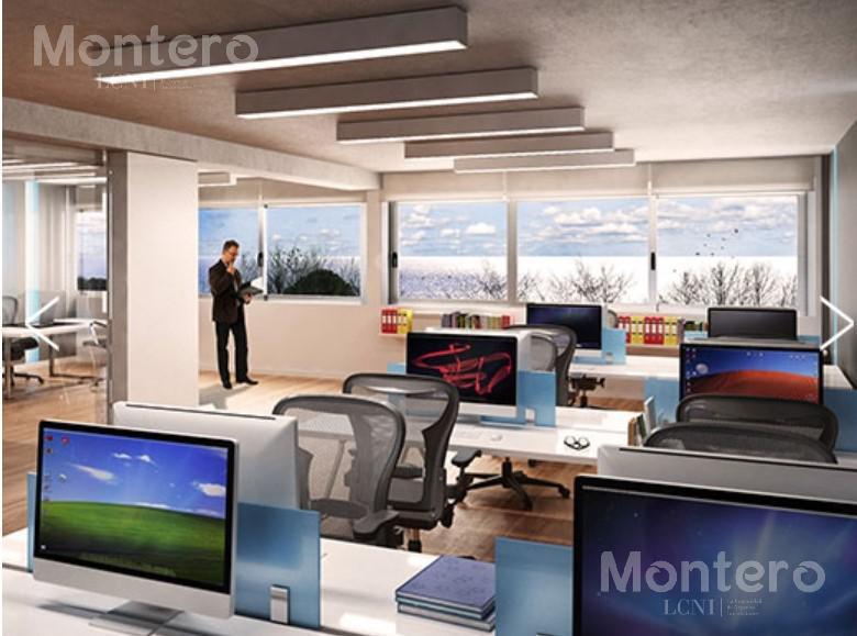 Foto Oficina en Venta en  Olivos,  Vicente López  Palmera Bureau Av. Del Libertador al 2400