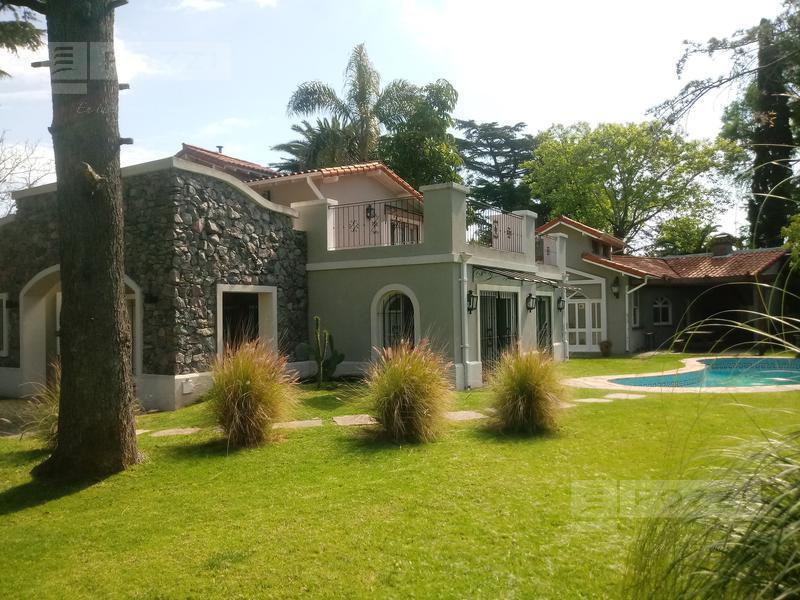 Foto Casa en Venta en  General Pacheco,  Tigre  Cabildo 400