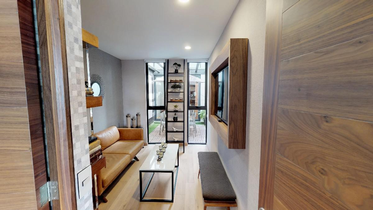 Foto Departamento en Venta | Renta en  Polanco,  Miguel Hidalgo  Emerson Garden House NUEVO a la venta o renta , col. Polanco (JS)