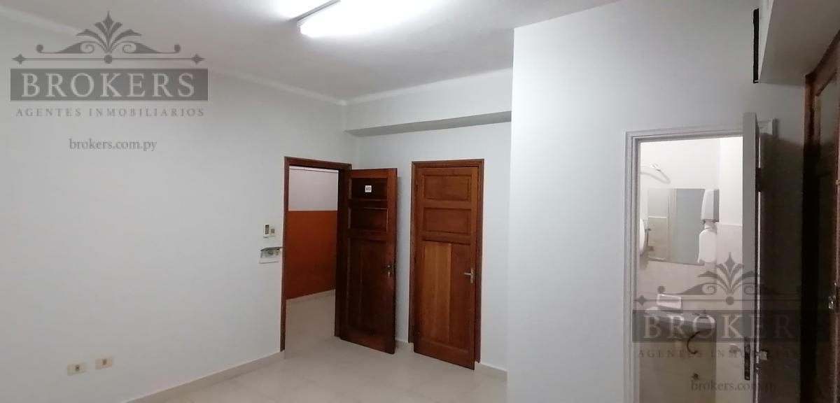 Foto Oficina en Alquiler en  La Encarnacion ,  Asunción  Alquilo Oficina De 18 M2 En El Centro De Asunción
