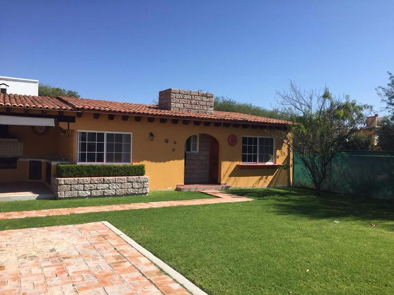 Foto Casa en Venta en  Fraccionamiento Residencial Haciendas de Tequisquiapan,  Tequisquiapan  Exclusiva Residencia en HACIENDAS DE TEQUISQUIAPAN