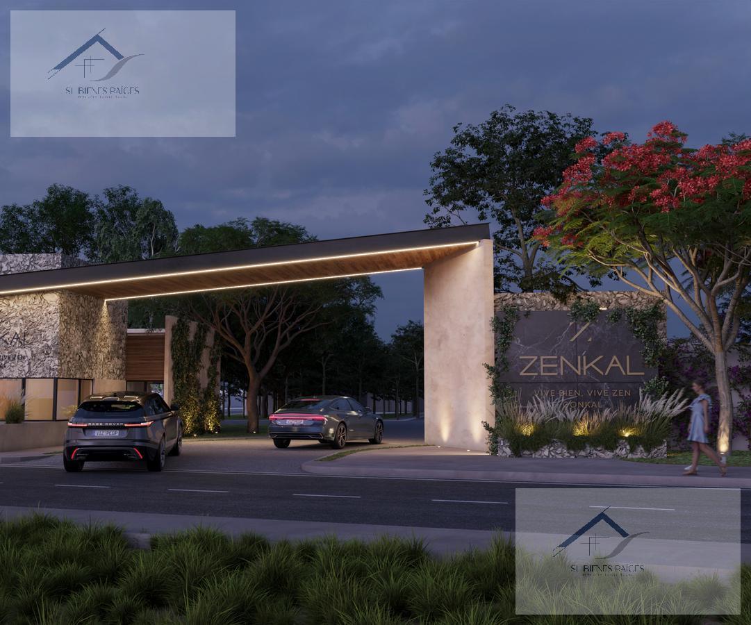 Foto Terreno en Venta en  Conkal ,  Yucatán  Zenkal lotes residenciales en venta.