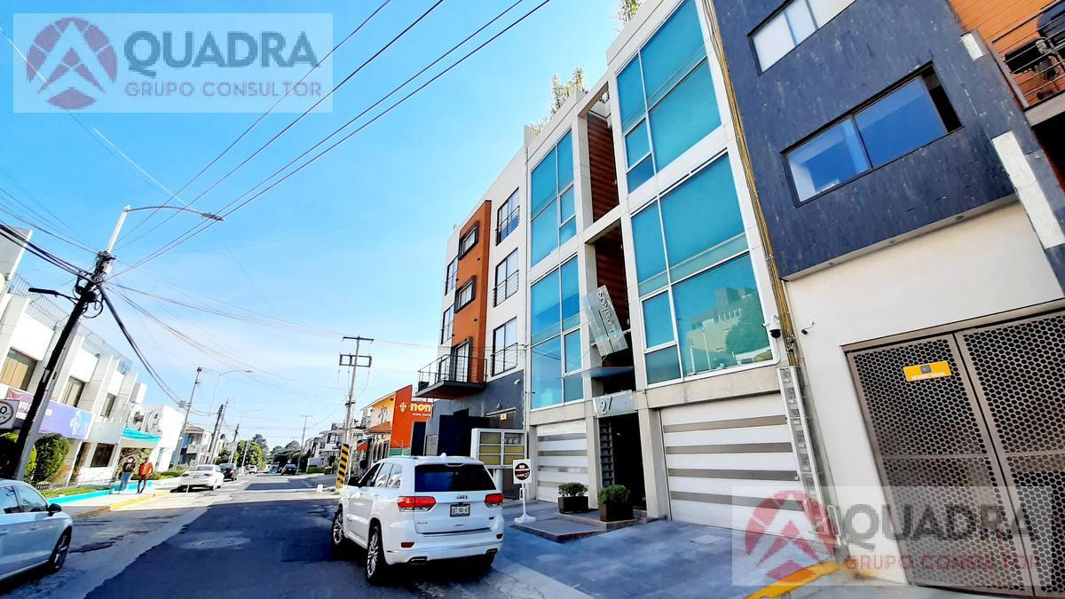Foto Departamento en Renta en  La Paz,  Puebla  Departamento en Renta Amueblado en  Avenida Juarez La Paz  Puebla