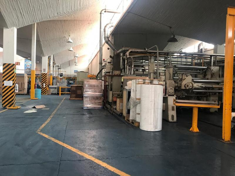 Foto Bodega Industrial en Venta en  Industrial Alce Blanco,  Naucalpan de Juárez  Bodega en venta en Miguel Hidalgo