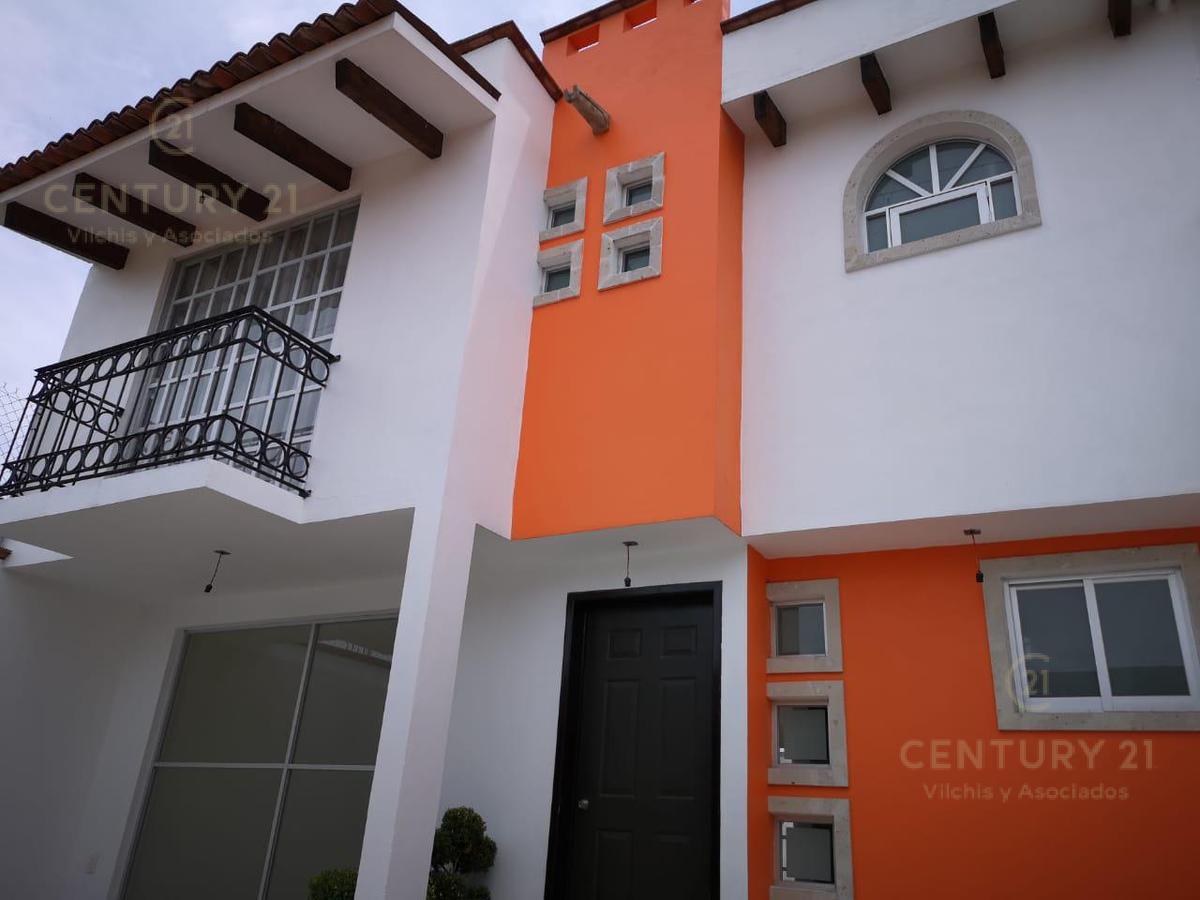 Foto Casa en Venta en  Cacalomacan,  Toluca  CALLE DE LA LUZ, EL ARENAL