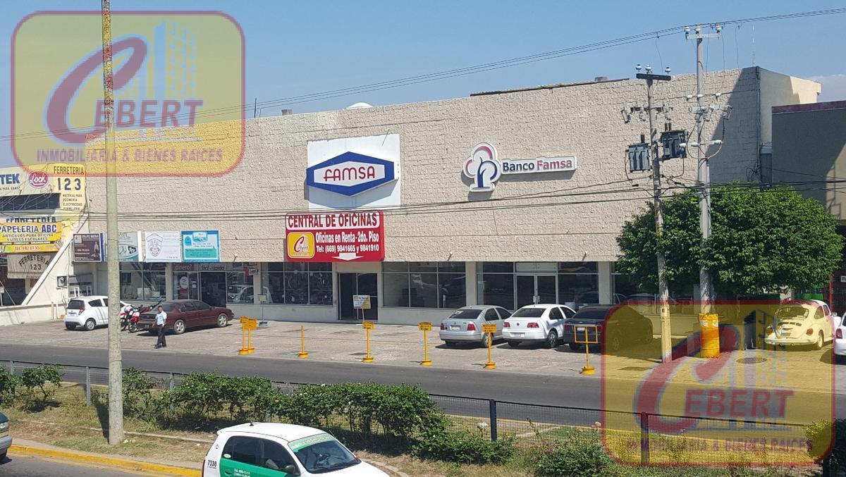 Foto Oficina en Renta en  Mazatlán ,  Sinaloa  RENTA DE OFICINA ¡EXCELENTE UBICACIÓN! DE 115 M2  EN MAZATLAN SINALOA