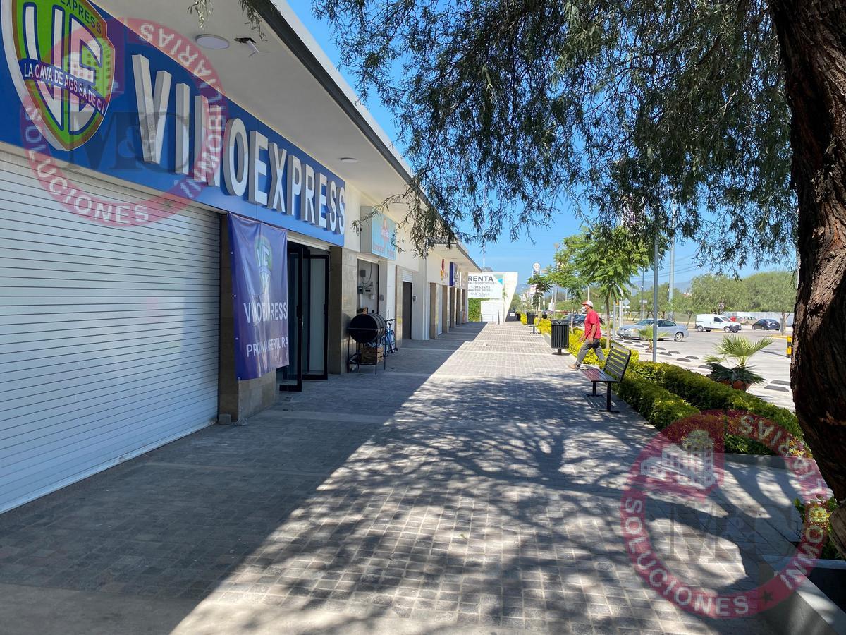 Foto Local en Renta en  Fraccionamiento Villa Sur,  Aguascalientes  Av. Josemaría Escrivá de Balaguer, al 20200