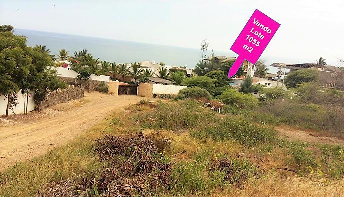 Foto Terreno en Venta en  Punta Blanca,  Santa Elena      Vendo Terreno  Punta Blanca Esquinero
