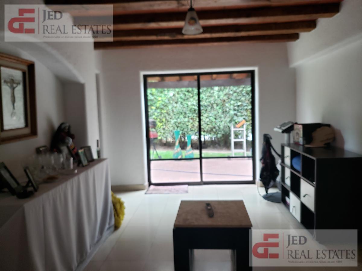 Foto Casa en condominio en Venta en  Club de Golf los Encinos,  Lerma  Rinconada