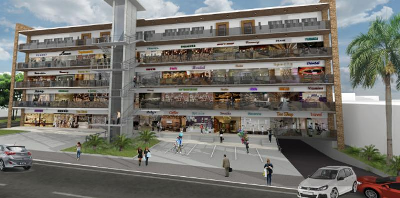 Foto Edificio Comercial en Venta en  Monterrey ,  Nuevo León  Increíble Plaza Comercial San Blas