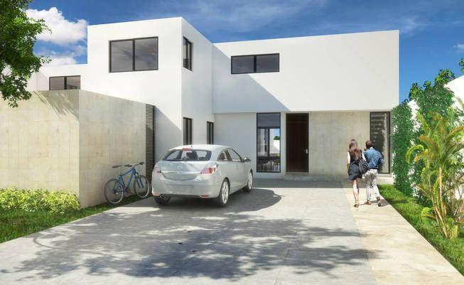 Foto Casa en Venta en  Pueblo Dzitya,  Mérida  CASAS DE TRES RECAMARAS EN VENTA EN LOMAS DE SAN ANTONIO EN DZITYA