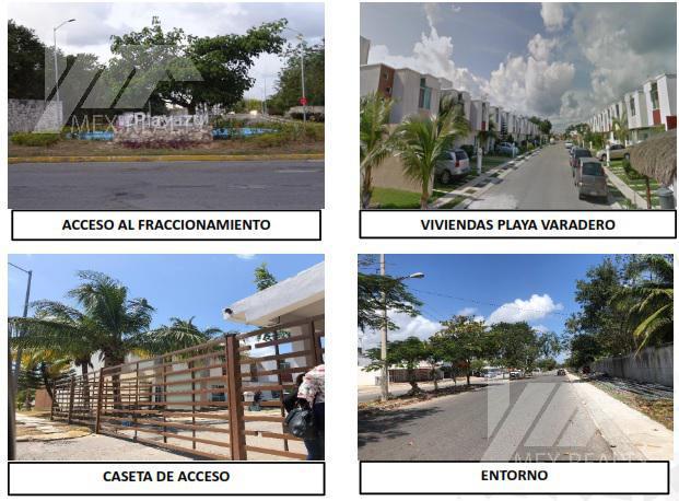 Foto Casa en Venta en  Playa Azul,  Solidaridad  CLAVE 61055 FRACCIONAMIENTO PLAYA AZUL, PLAYA DEL CARMEN, Q. ROO, CESION DE DERECHOS ADJUDICATARIOS SIN POSESION, $987,000, CONTADO MUY NEGOCIABLE
