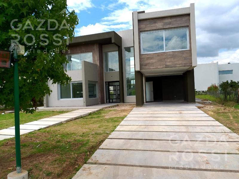 Foto Casa en Alquiler en  Los Naranjos,  Countries/B.Cerrado (E. Echeverría)  moderna propiedad de diseño en los naranjos