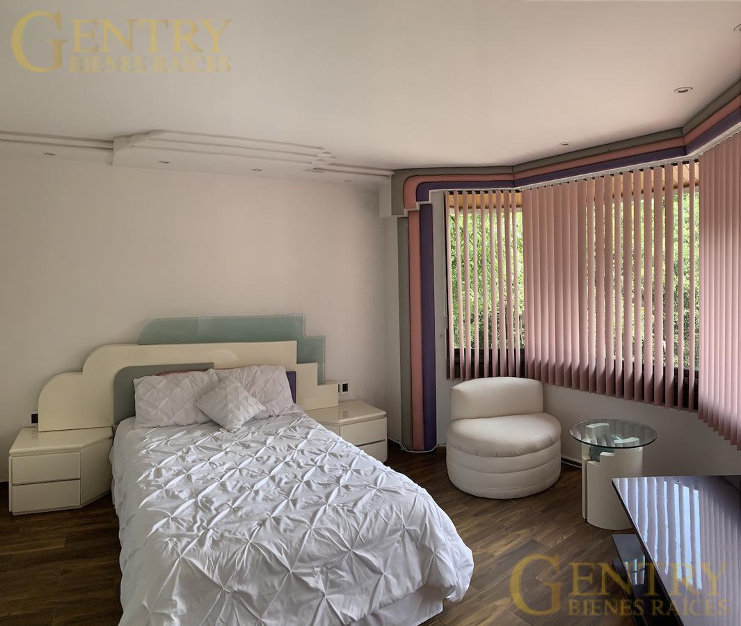 Foto Casa en Renta en  Jardines en la Montaña,  Tlalpan  MODERNA RESIDENCIA AMUEBLADA EN RENTA