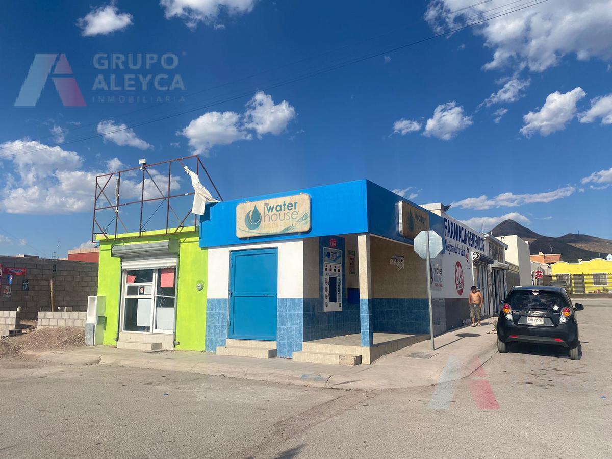 Foto Local en Venta en  Aquiles Serdán ,  Chihuahua  Calderas 1001, Col Laderas II