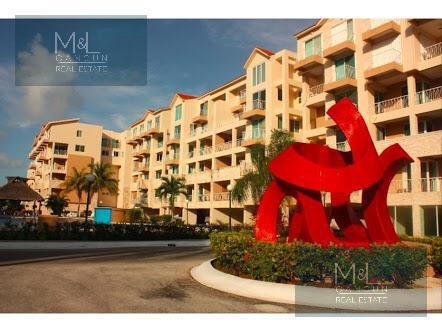 Foto Departamento en Renta en  El Table,  Cancún   Departamento en Venta o Renta en Cancún, Residencial La Vista, Pent House, de 3 recámaras,
