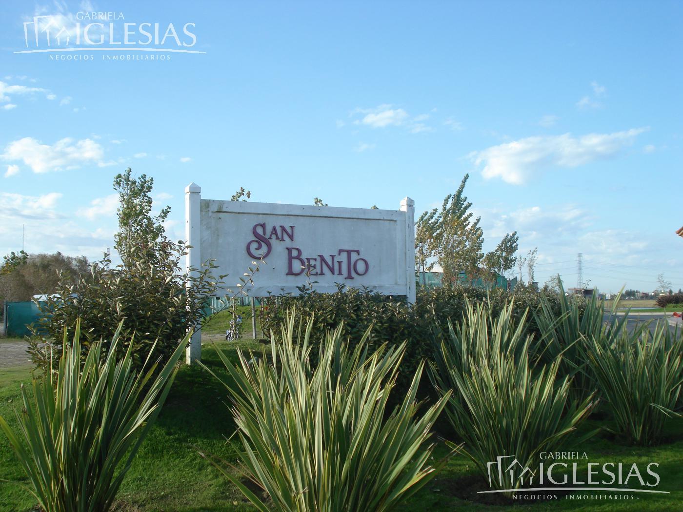 Terreno en Venta en San Benito a Venta - u$s 115.000