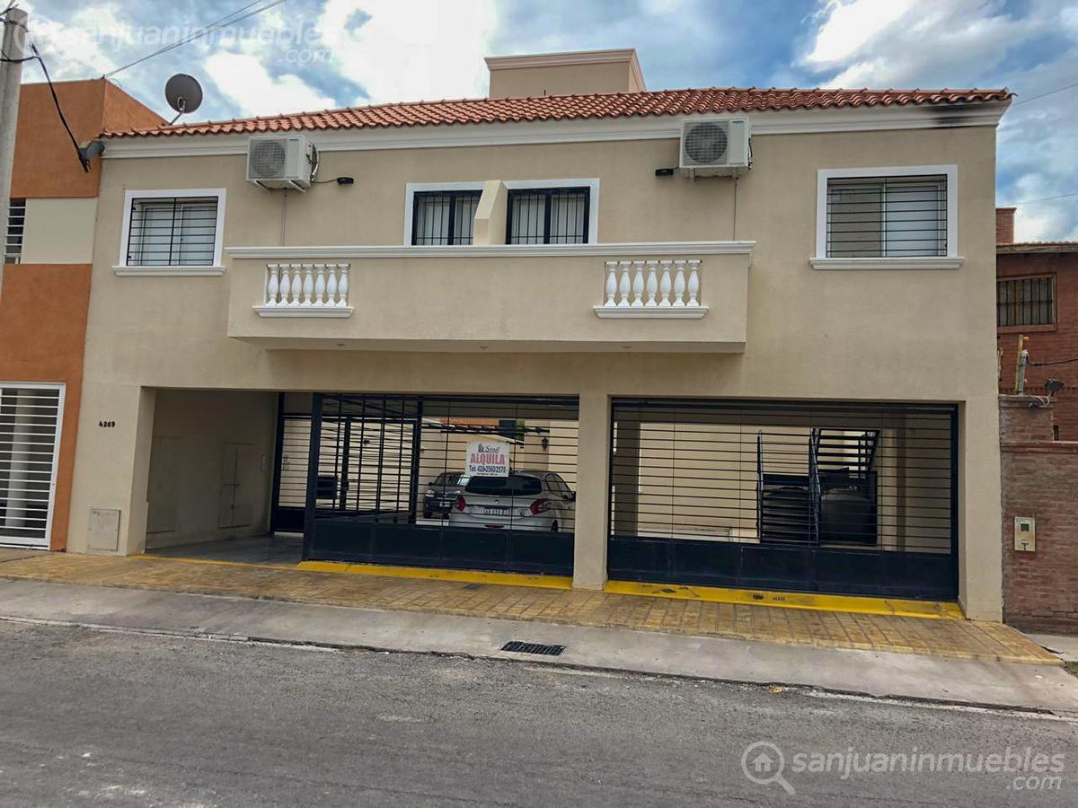 Foto Departamento en Alquiler en  Rivadavia ,  San Juan  Consorcio Aspen 5, Sergio Boggian al 1400