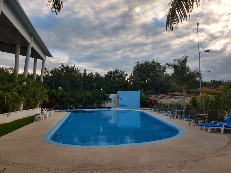 Foto Casa en Venta en  Aqua,  Cancún  Casa en Venta en Cancún , Residencial Aqua de 3 recámaras con alberca