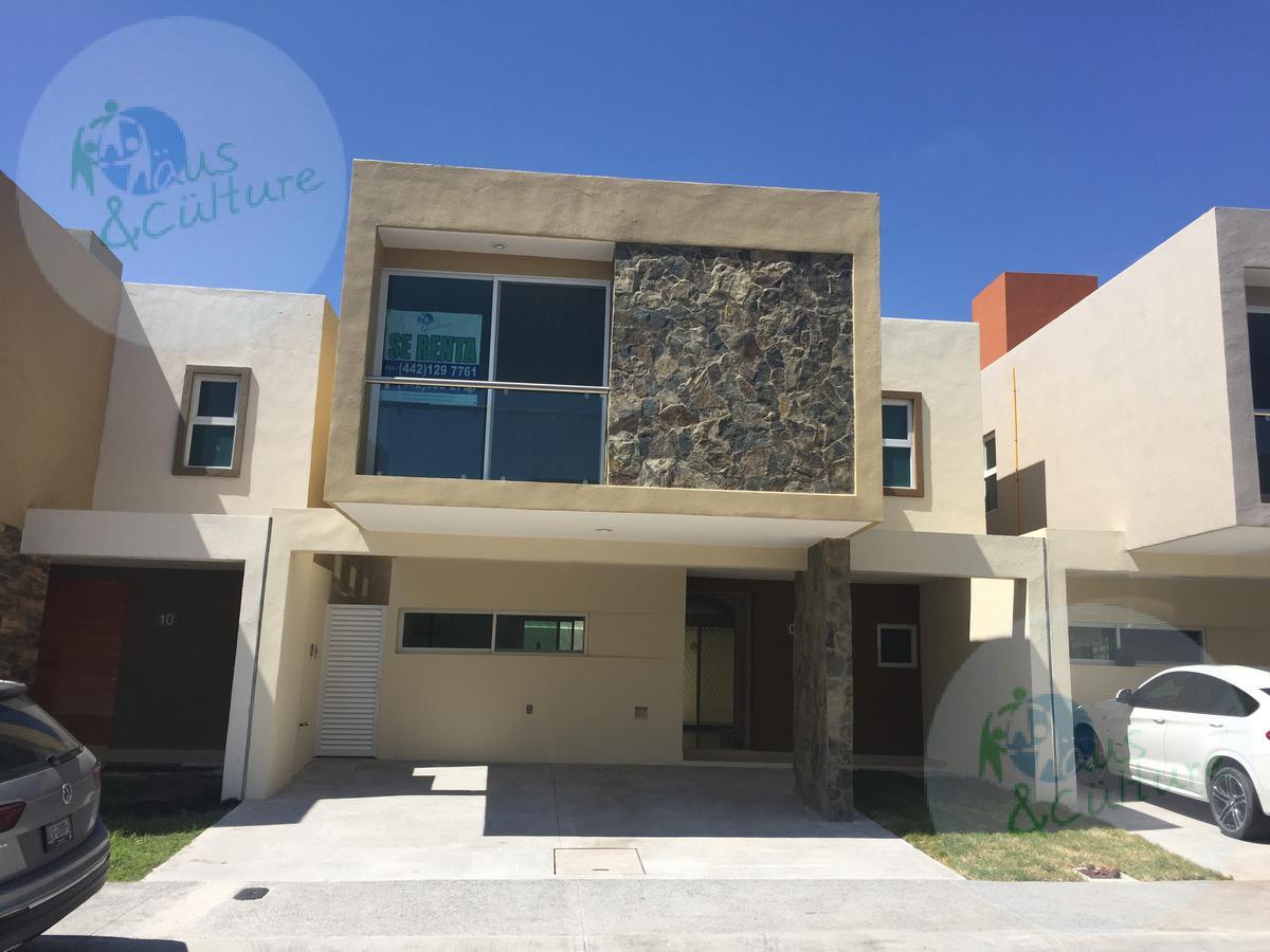 Foto Casa en Renta en  La Vista Residencial,  Querétaro  RENTA CASA EN CONDOMINIO RIVALTA  LA VISTA QUERETARO
