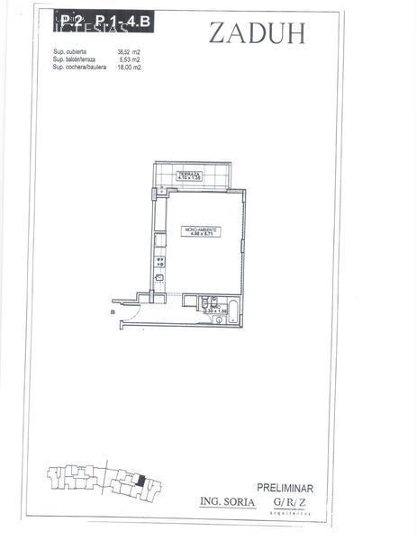 Departamento en Venta en Zaduh a Venta - u$s 155.000