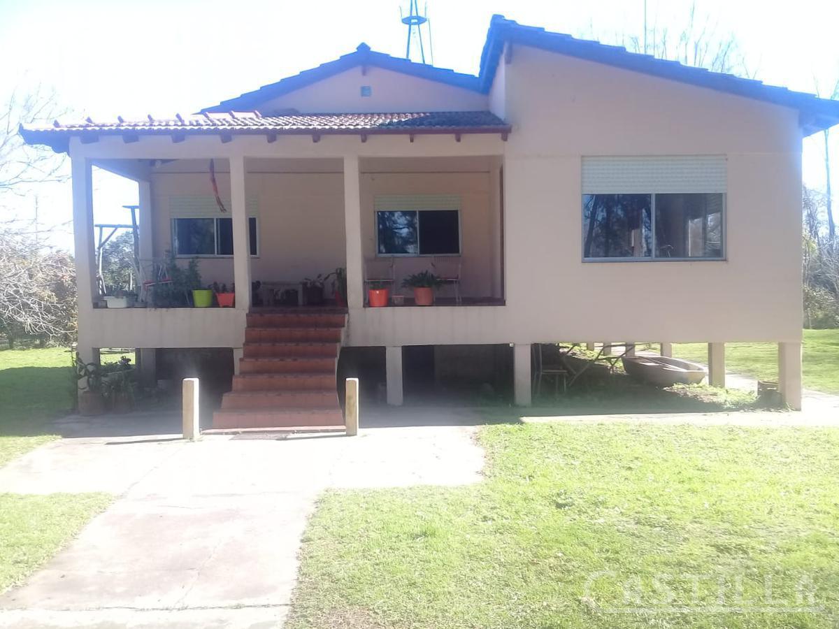 Foto Casa en Venta en  Chana,  Zona Delta San Fernando  Arroyo Chana