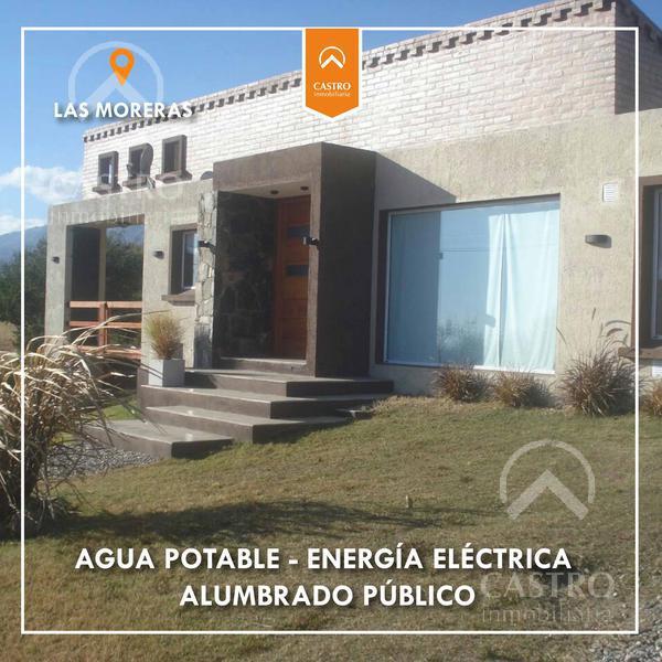 Foto Casa en Venta en  Las Moreras,  Merlo  Venta casa barrio Las Moreras Merlo, Junin, San Luis