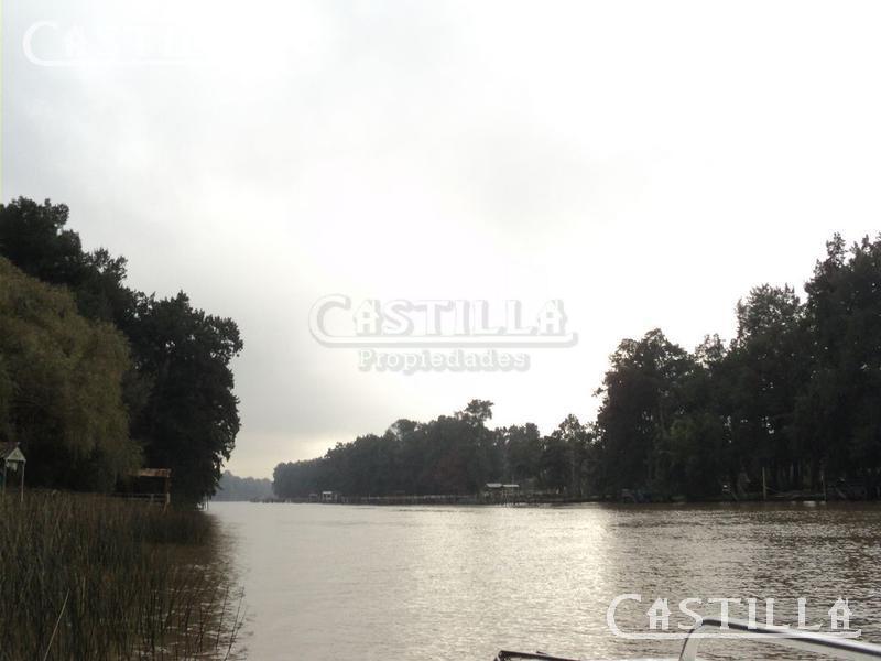 Foto Terreno en Venta en  Capitan,  Zona Delta Tigre  RIO CAPITÁN al 500