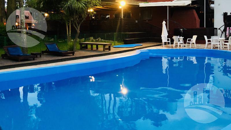 Foto Hotel en Alquiler en  P.Ramos Bosque,  Mar Del Plata  Complejo 17 hab. + 5 Cabañas + 5 Dtos.
