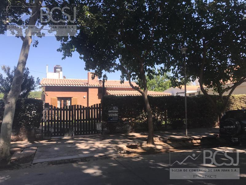 Foto Casa en Venta en  Capital ,  San Juan  B| Del Bono - Angel de Rojas al 600