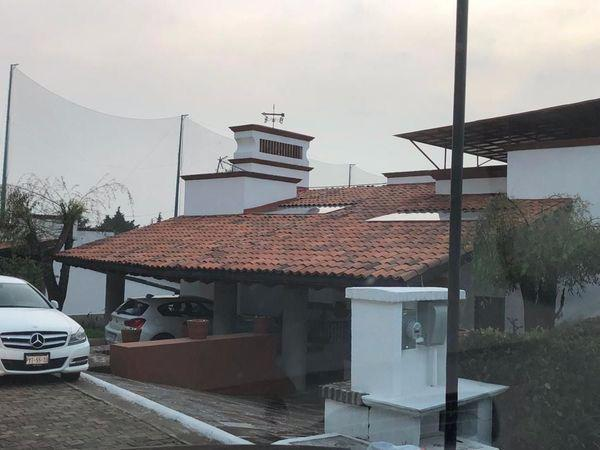 Foto Casa en Venta   Renta en  Club de Golf los Encinos,  Lerma  CLUB DE GOLF LOS ENCINOS