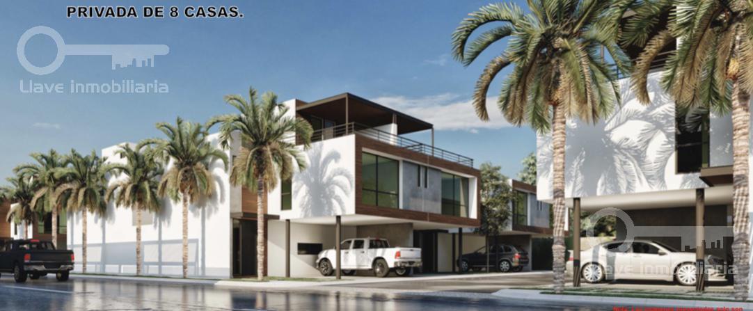 Foto Casa en Venta en  Centro ,  Tabasco  Casa en venta, Fraccionamiento Villa Brisa,  Coto Bora, modelo Palermo