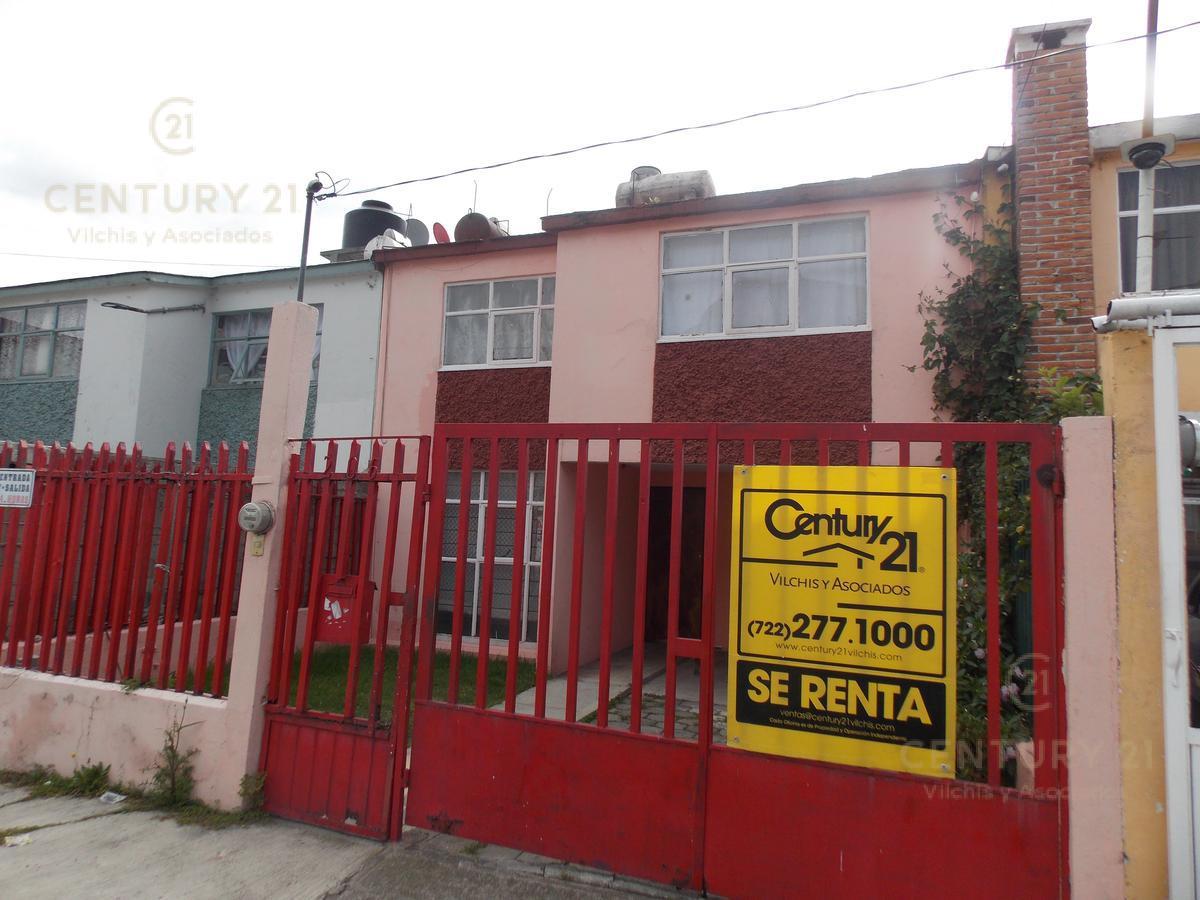 Foto Casa en Renta en  Rancho la Mora,  Toluca  CASA EN RENTA EN RANCHO LA MORA