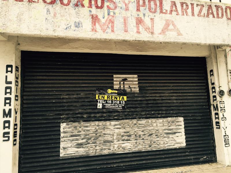 Foto Local en Renta en  Nueva Mina,  Minatitlán  Minatitlán-Justo Sierra