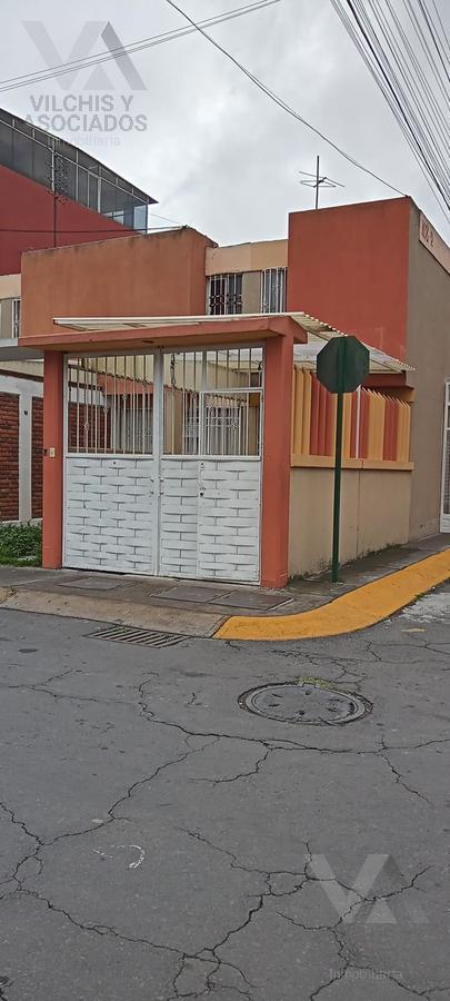 Foto Casa en Renta en  Santa María Totoltepec,  Toluca  CASA EN RENTA EN FRACC LOS HEROES III