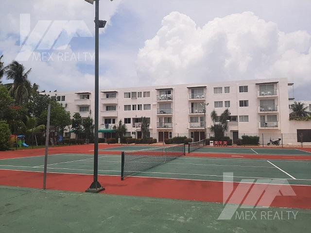 Foto Departamento en Venta en  Zona Hotelera,  Cancún  Departamento en Venta, Condominio Dos Playas, Junto a Playa Tortugas, Zona Hotelera, Cancún Q. Roo, 1 Recamara,   Clave GERA13