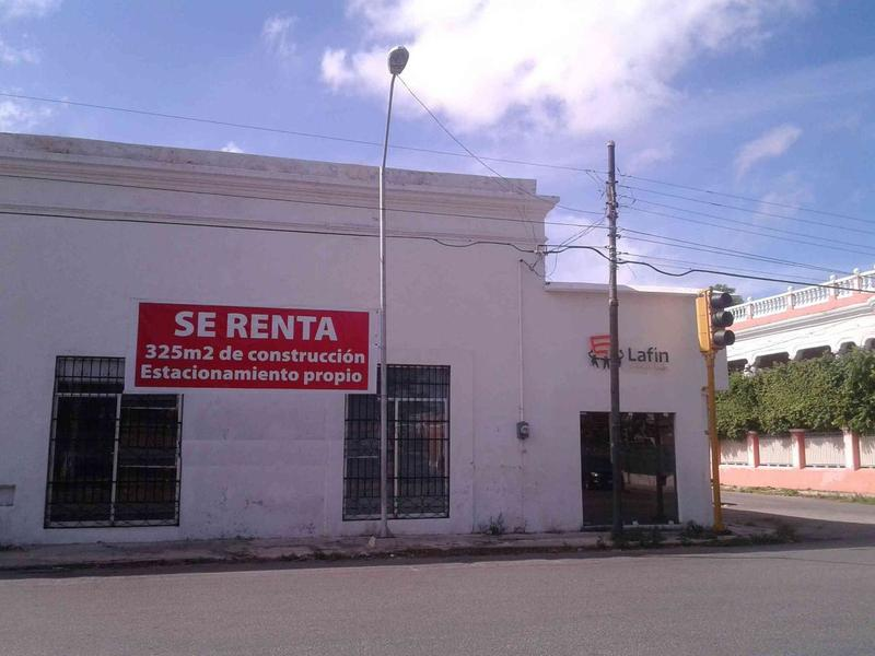 Foto Local en Renta en  Itzimna,  Mérida  Local en renta en Mérida en Esquina Itzimna 400m2 con estacionamiento