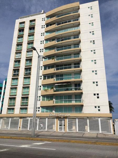 Foto Departamento en Renta en  Ricardo Flores Magón,  Boca del Río  Departamento en RENTA en Torre Punta Arena a orilla de Mar