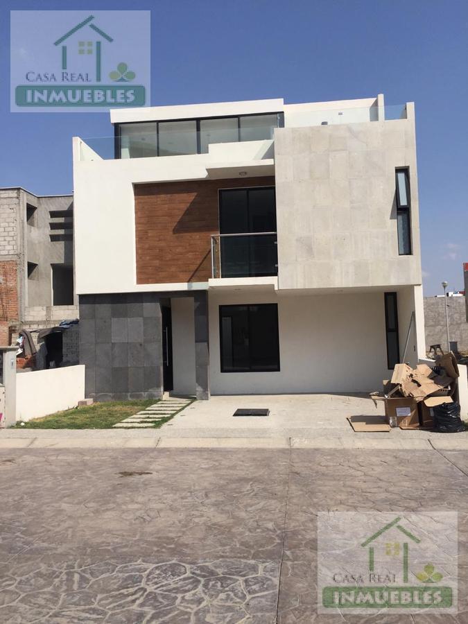 Foto Casa en Renta en  Residencial Platinum,  Pachuca  Casa en Renta en Residencial Platinum