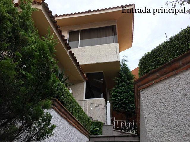 Foto Casa en Renta en  Jardines en la Montaña,  Tlalpan  JARDINES EN LA MONTAÑA, RESIDENCIA EN VENTA.