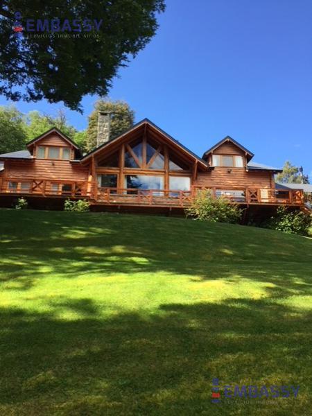 Foto Casa en Alquiler en  Arelauquen,  Bariloche  Bariloche Arelauquen Golf