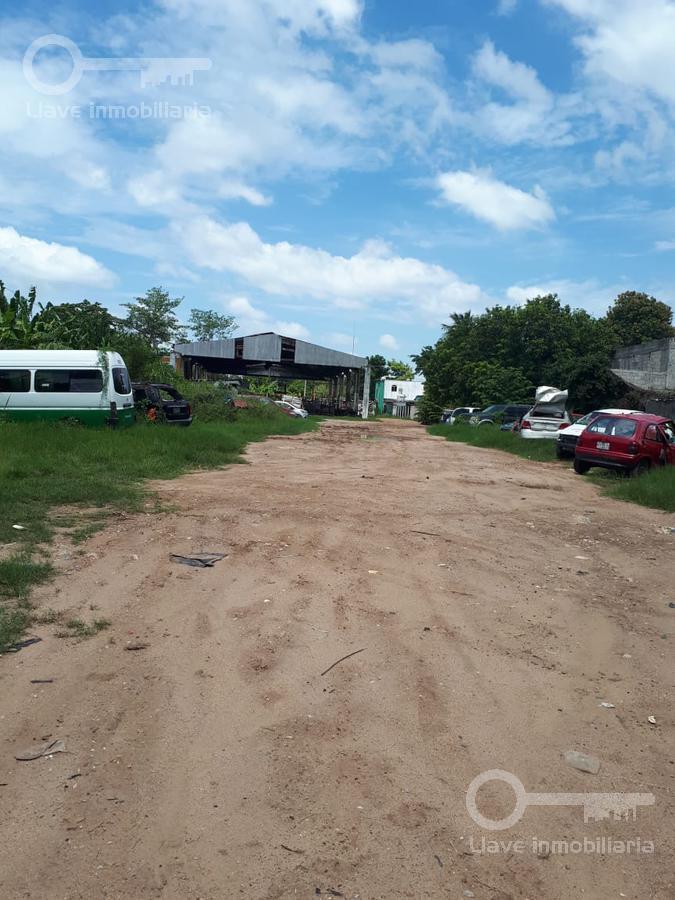 Foto Terreno en Venta en  Rancho o rancheria Río Viejo,  Villahermosa  Terreno en Renta Rio Viejo Villahermosa
