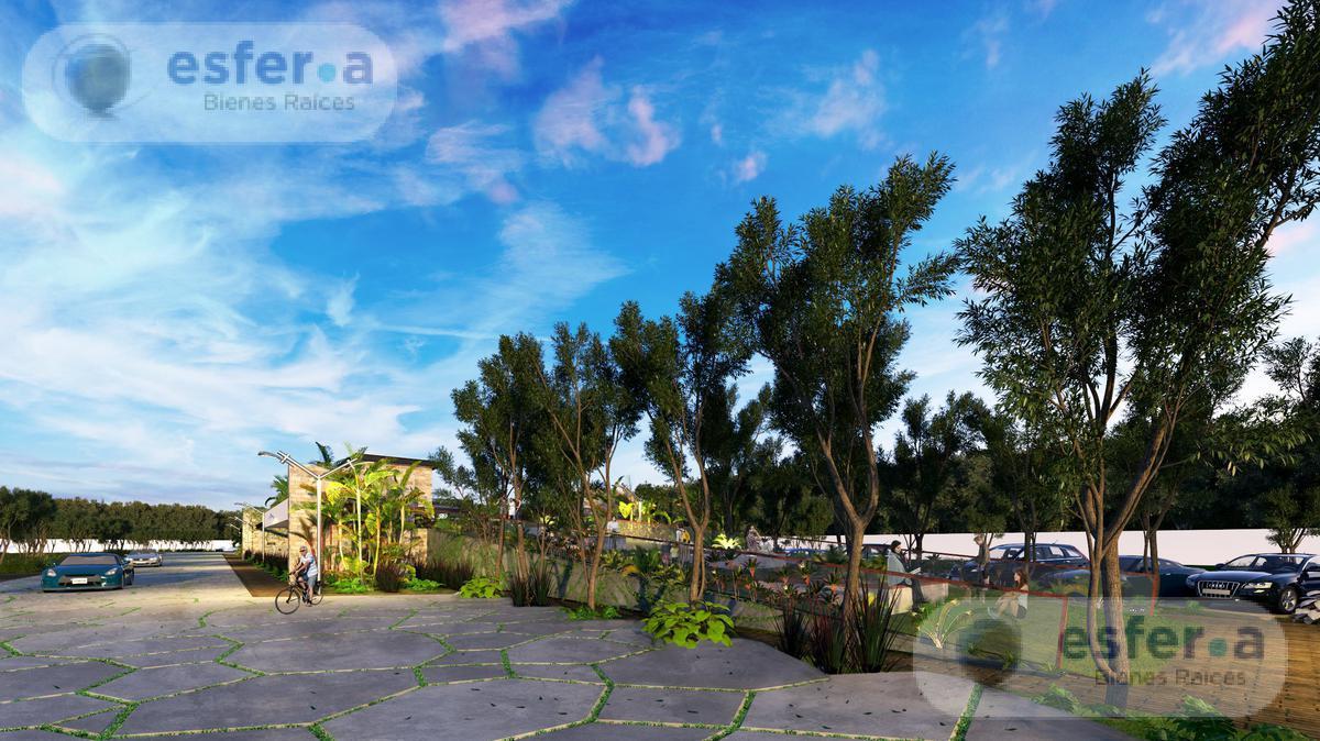 Foto Terreno en Venta en  Tixcuytun,  Mérida  Comunidad Entre Parques Residencial