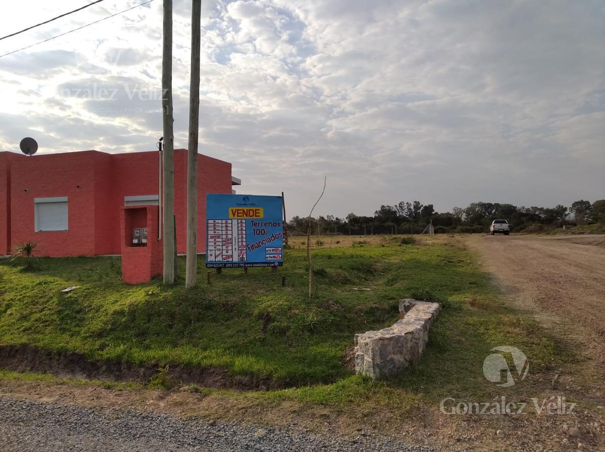 Foto Terreno en Venta en  Carmelo ,  Colonia  1021m2 100% FINANCIADOS - Av. Paraguay casi Irastorza