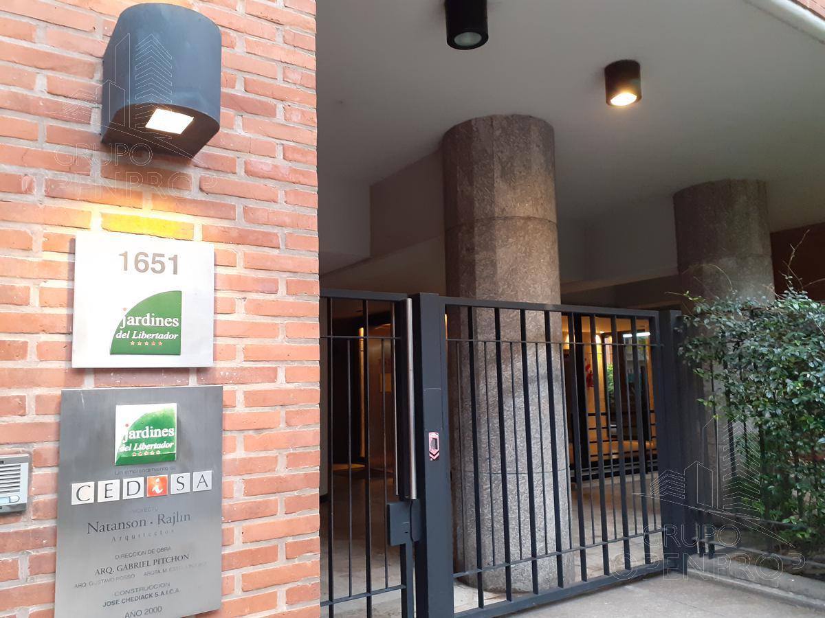 Foto Departamento en Alquiler en  Nuñez ,  Capital Federal  Av. Del Libertador 8540 14º D