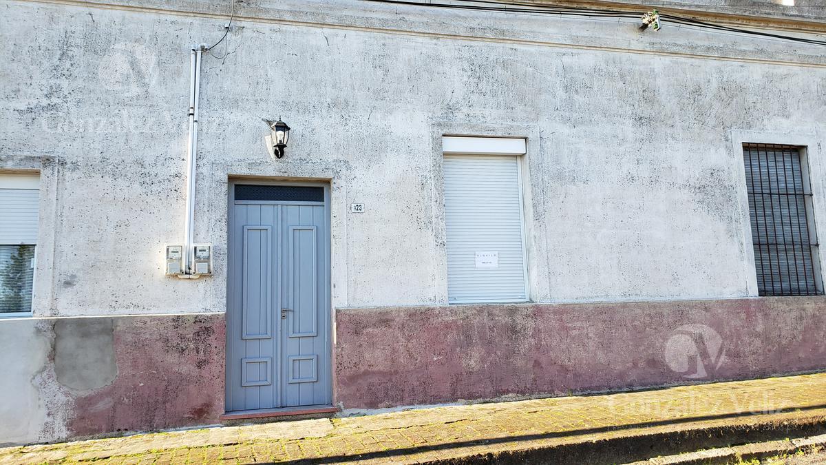 Foto Casa en Alquiler en  Carmelo ,  Colonia  18 de julio entre Juncal y Rivera